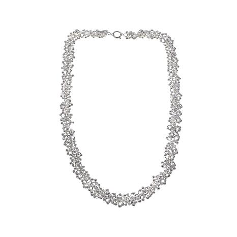 Sevilla Silver™ Ball Cluster Sterling Silver Necklace