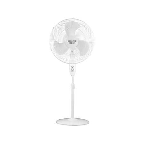 Sharper Image 18-inch Oscillating Stand Fan