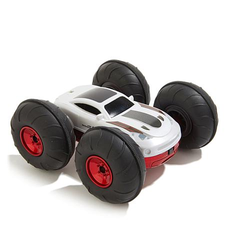 Sharper Image Flip Stunt Rally 2 In 1 Rc Car 8830711 Hsn
