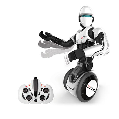 Sharper Image Humanoid Rc Op One Wireless Robot 8830814 Hsn