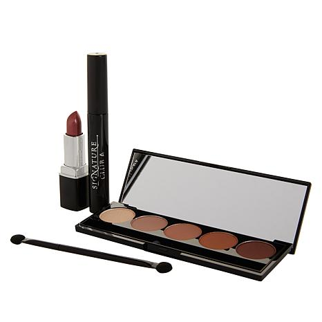 Signature Club A 3D Eyes and Lips Makeup Set