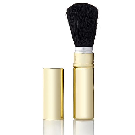 Signature Club A Goldtone Retractable Brush