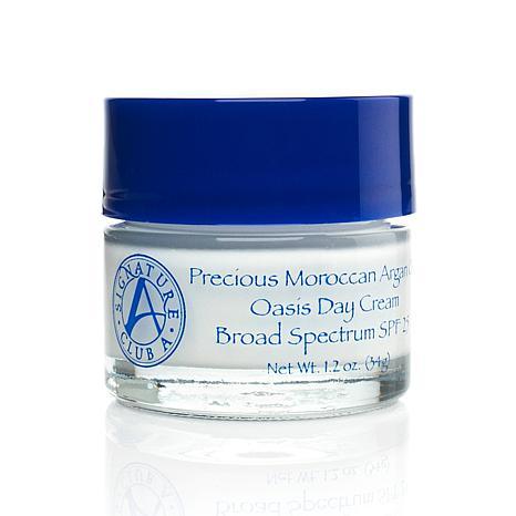 Signature Club A Precious Moroccan Argan Oil Day Cream