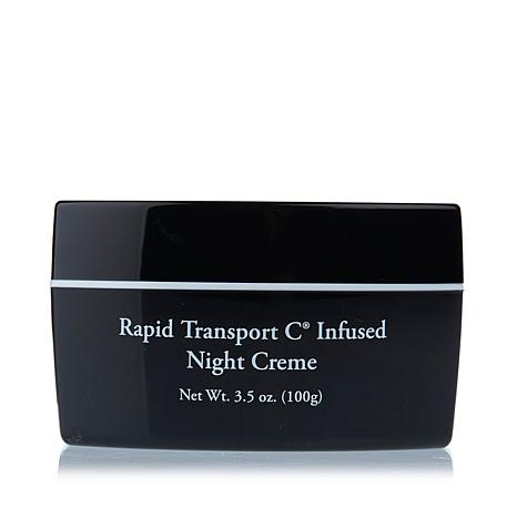 Signature Club A Rapid Transport C Infused Night Creme