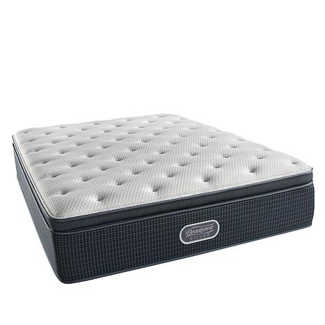 simmons beautyrest silver plush pillowtop mattress - Simmons Beautyrest Mattress