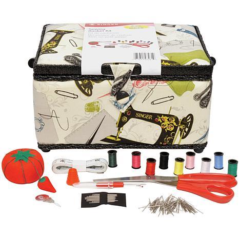 Singer QuiltPro Sewing Basket Kit