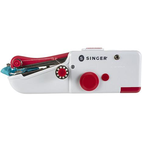 Singer Stitch Sew Quick 40 HSN Amazing Portable Hand Sewing Machine