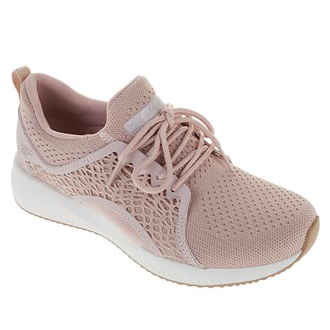 Skechers Bobs Squad Pocket Ace Lace-Up Sneaker