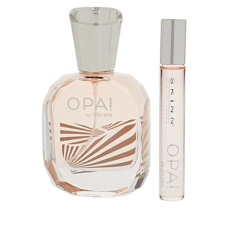 Skinn® Cosmetics OPA! Eau de Parfum & Rollerball Set