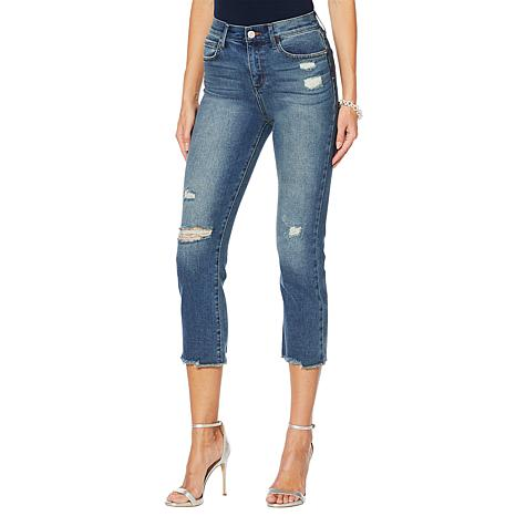 Cropped High Rise Westerloo Straight Jean Skinnygirl 2W9YEDHI