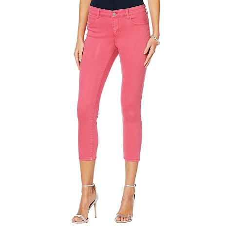 Skinnygirl Mid-Rise Skinny Cropped Jean - Fashion