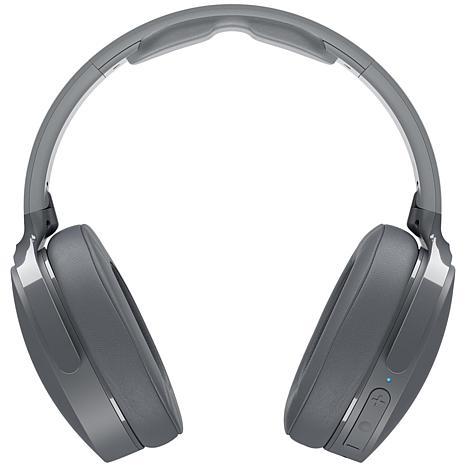 Skullcandy Hesh 3 Bluetooth Over-the-Ear Headphones w/Microphone-Gray