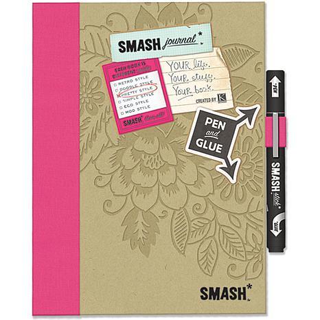 SMASH Folio - Pretty Pink