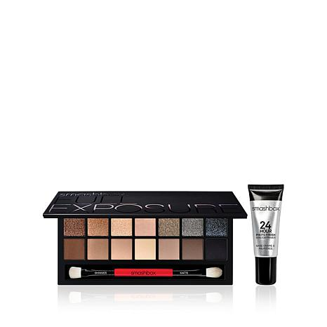 Smashbox Full Exposure Eyeshadow Palette with Shadow Primer ...