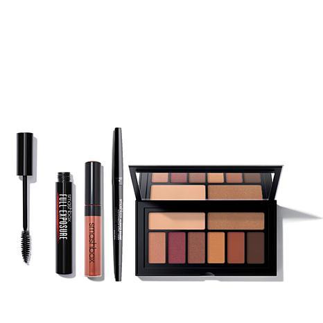 Smashbox Full Look 4-piece Lip and Eye Makeup Set
