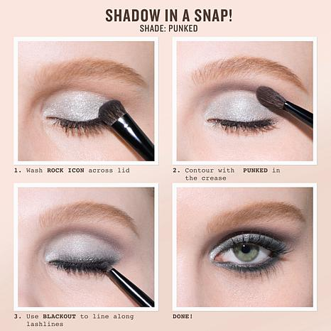 Smashbox Photo Edit Eye Shadow Trio Punked 8579436 Hsn