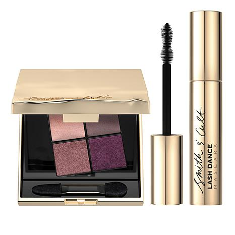 Smith & Cult Interlewd Eye Shadow and Mascara Set