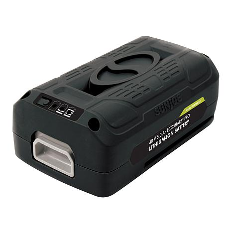 Snow Joe 40-Volt 5-Ah EcoSharp Lithium-Ion Battery