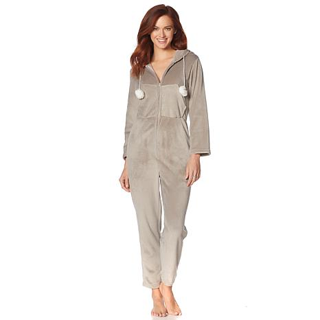Soft & Cozy Loungewear Super Soft Hooded Onesie