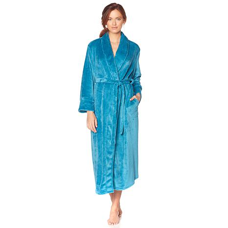 Soft & Cozy Super Soft Tie-Front Women's Robe