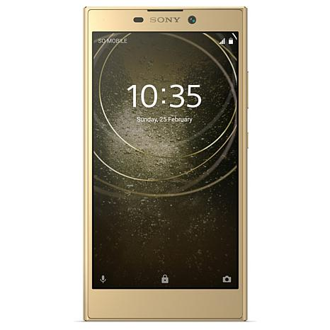 "Sony Xperia L2 5.5"" HD Quad-Core 32GB Unlocked GSM Android Smartphone"