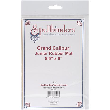 Spellbinders Grand Calibur Junior Rubber Mat
