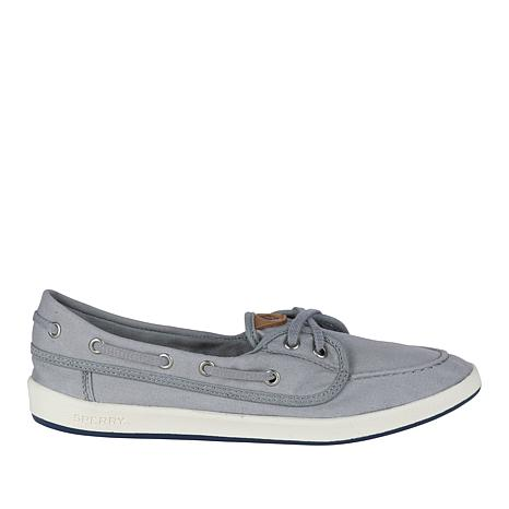 Sperry Drift Hale Soft Canvas Boat Shoe