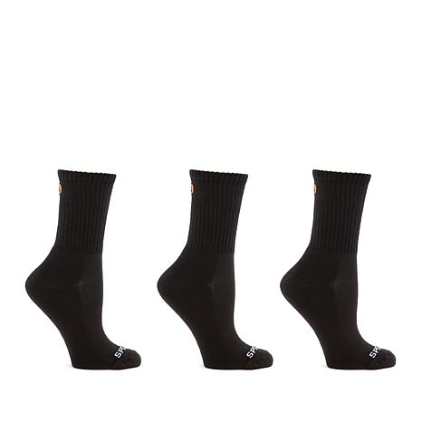 Sporto® Boot Sock 3-pack Set