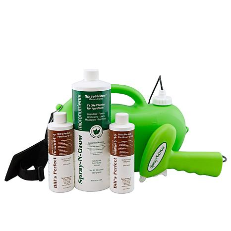 Spray-N-Grow Complete Nutrition Large Kit