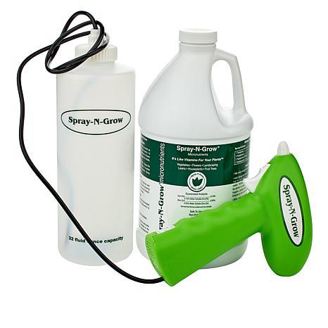 Spray-N-Grow Micronutrients 64 oz. Bottle with Power Sprayer