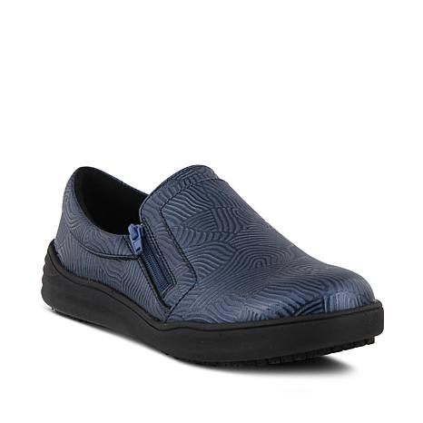 Spring Step Professional Ispie-Etch Slip-On Shoes