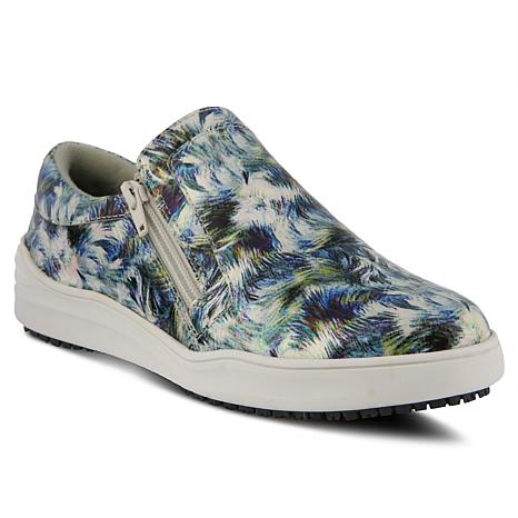 Spring Step Professional Whispie-Tufts Slip-On Shoes
