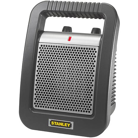 Stanley Ceramic Utility Heater With Adjustable Thermostat 7643649