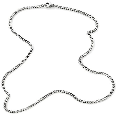 real all necklace lengths chain vermeil products available rope silver sterling