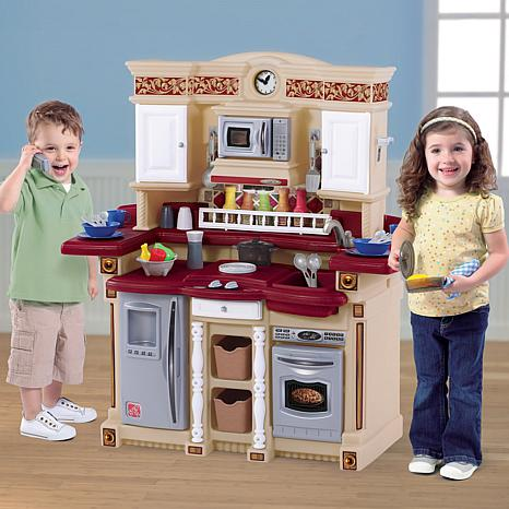 step 2 lifestyle party time kitchen 8535459 hsn - Step2 Kitchen