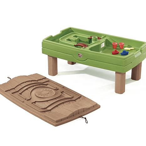 Step 2 Naturally Playful Sand and Water Activity Center