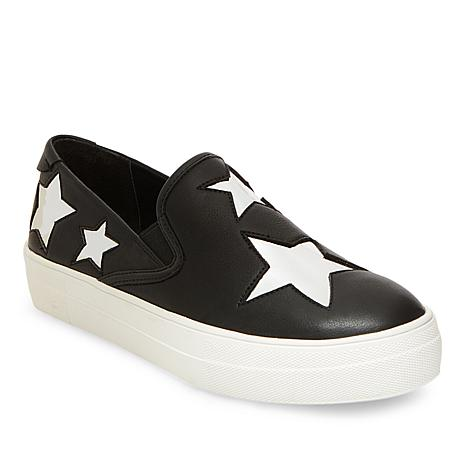 Steven by Steve Madden Giggy Slip-On Star Sneaker