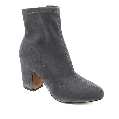 Steven by Steve Madden Lisette Stretch Sock Bootie