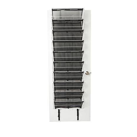 StoreSmith Over-the-Door Shoe Rack