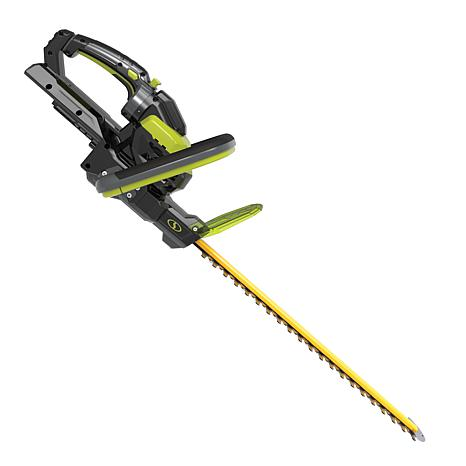 "Sun Joe® 100V iONPRO 24"" Cordless Hedge Trimmer"