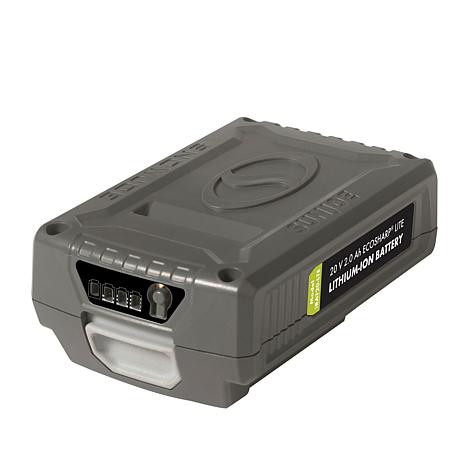 Sun Joe® 20-Volt 2.5-Ah Lithium iON Battery