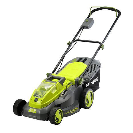 Sun Joe 40-Volt Cordless Lawn Mower