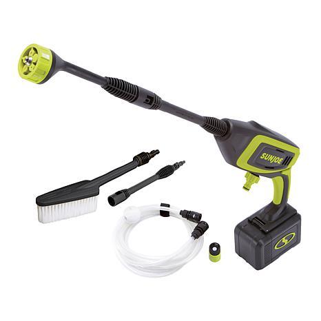 Sun Joe® Portable 24-Volt Cordless Power Sprayer