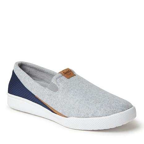 Supply Co. by Dearfoams Men's Dylan Microwool Closed Back