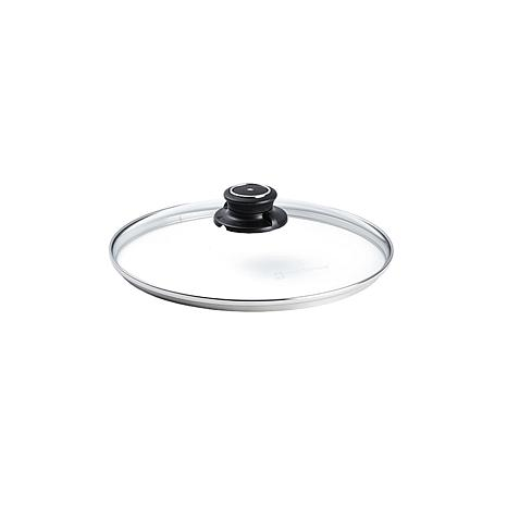 "Swiss Diamond 9-1/2"" Tempered Glass Lid"