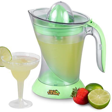 Taco Tuesday Electric Lime Juicer & Margarita Kit