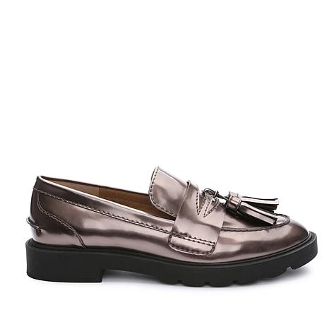Tahari Sugar Slip-On Patent Loafer