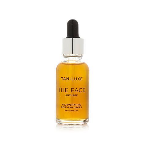 7458e271efb9 Tan-Luxe The Face Anti-Aging Self-Tan Drops - Medium Dark - 8321825 ...