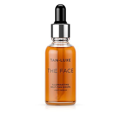 Tan-Luxe The Face Self-Tan Drops - Light/Medium