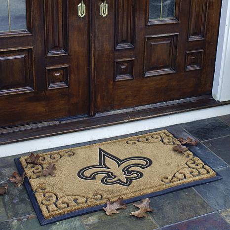 Team Door Mat - New Orleans Saints - NFL